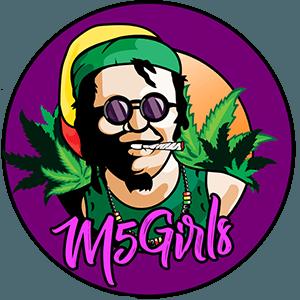 M5Girls Logo Sponsor M5G movimento 5 grammi
